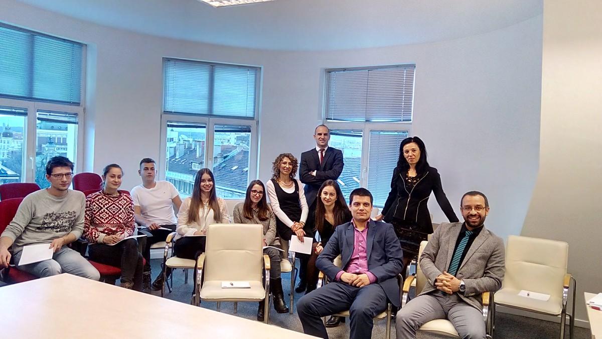 Ден на отворените врати в TMF – България